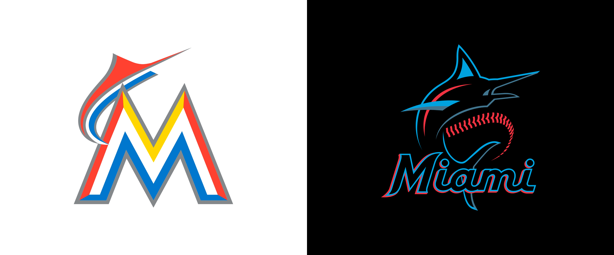 New Logo for Miami Marlins