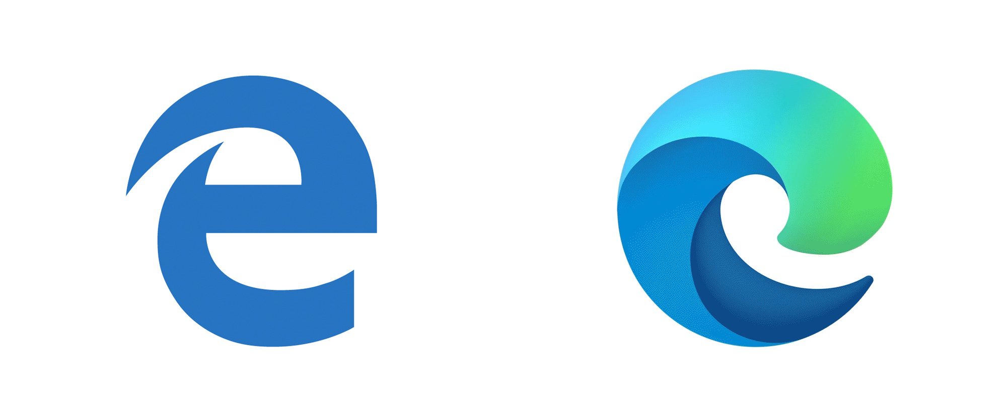 New Logo for Microsoft Edge