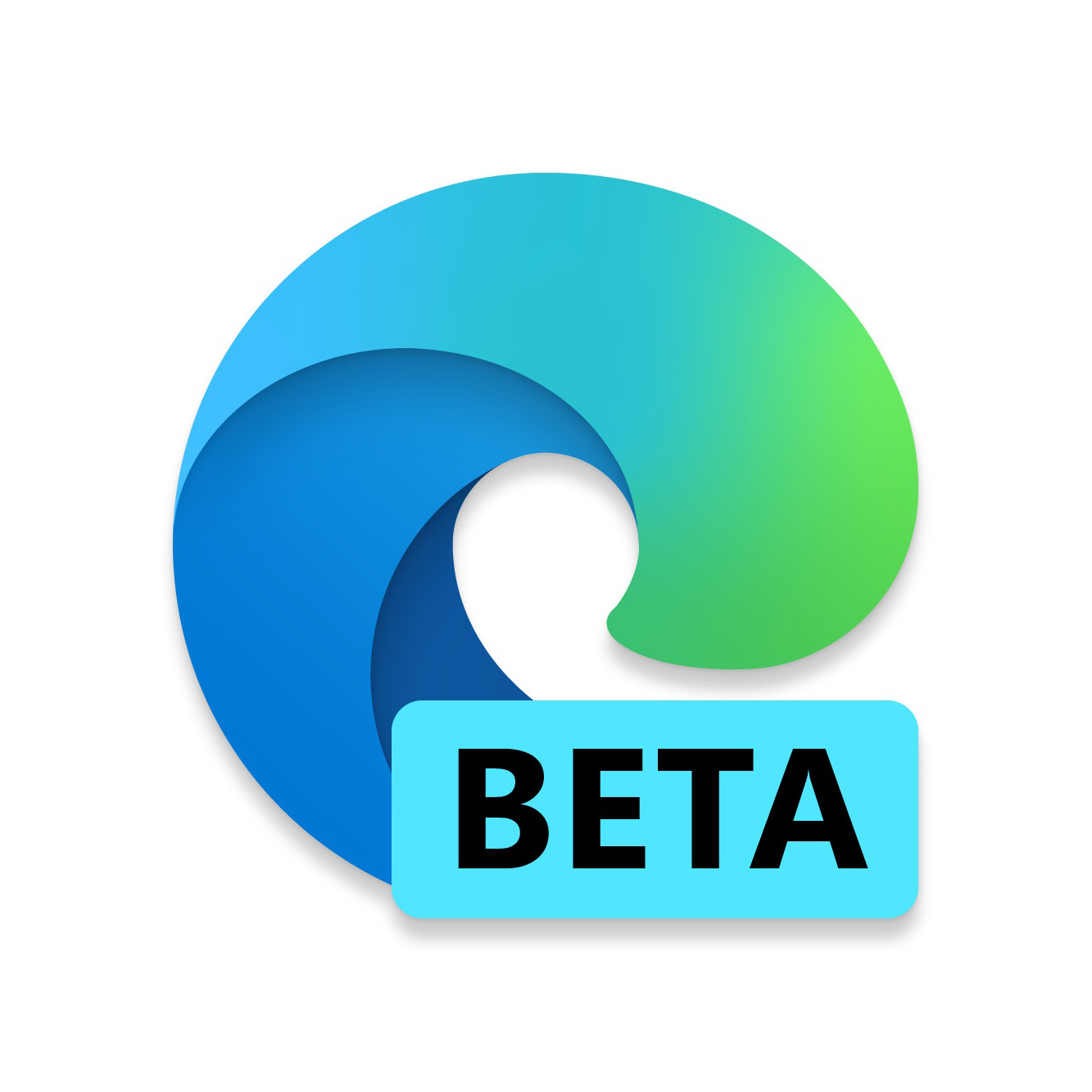New Logo for Microsoft Edge