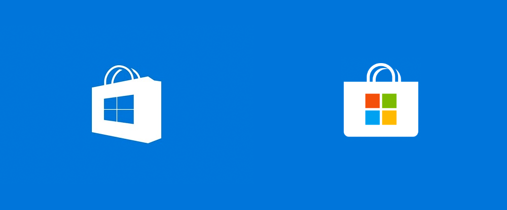 New Name and Icon for Windows 10 Microsoft Store