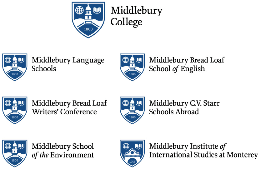 New Logo for Middlebury College by Neustadt Creative Marketing