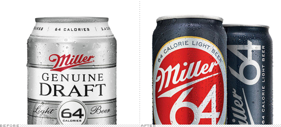 Miller 64, Before and After