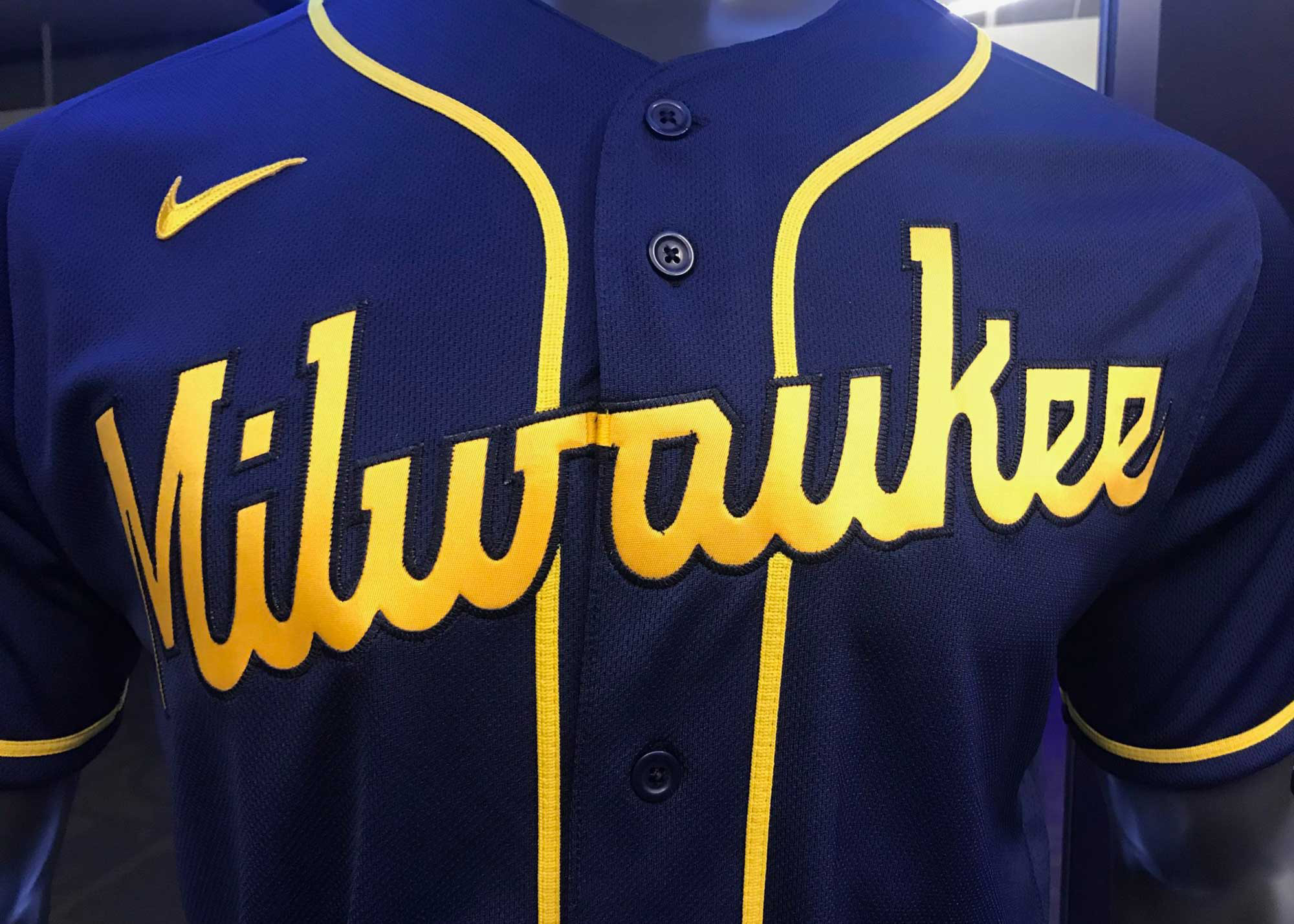New Logos and Uniforms for Milwaukee Brewers by Rare
