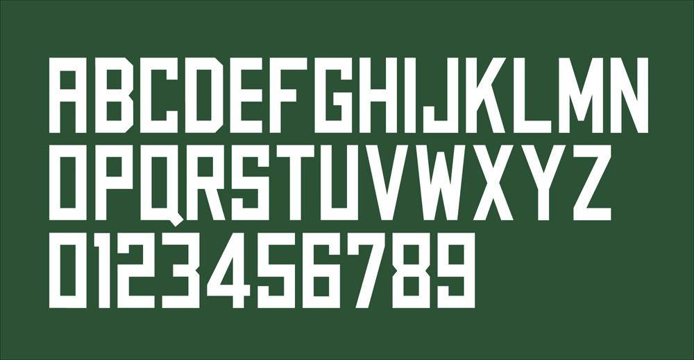 New Logos for Milwaukee Bucks by Doubleday & Cartwright