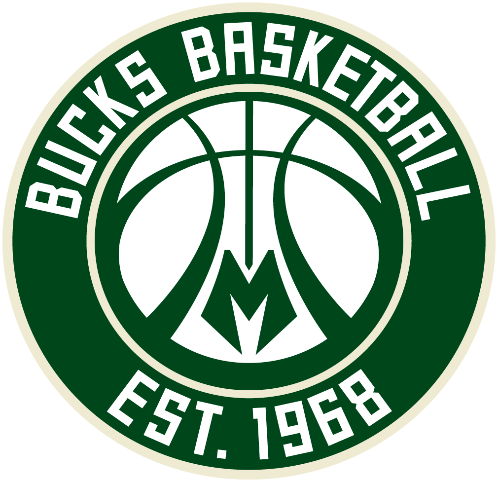 Brand New: New Logos for Milwaukee Bucks by Doubleday ...