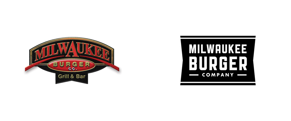 New Logo and Identity for Milwaukee Burger Company by Little
