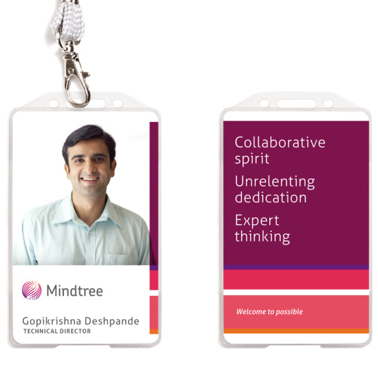 Mindtree Logo and Identity