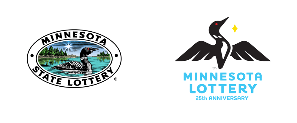 New Logo for Minnesota Lottery by Olson
