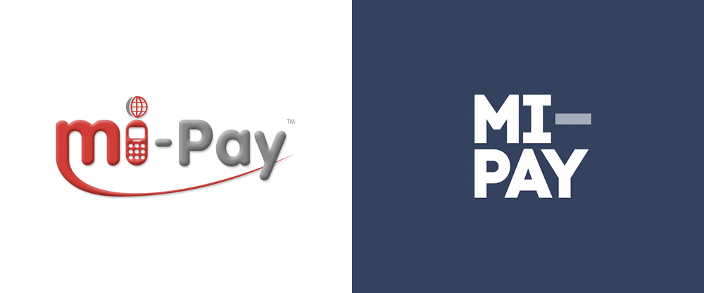 New Logo and Identity for Mi-Pay by SomeOne