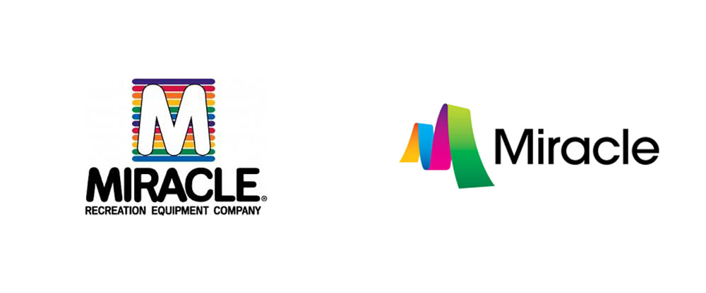 New Logo and Identity for Miracle Recreation by Falk Harrison