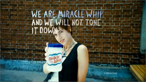 Miracle Whip TV AD