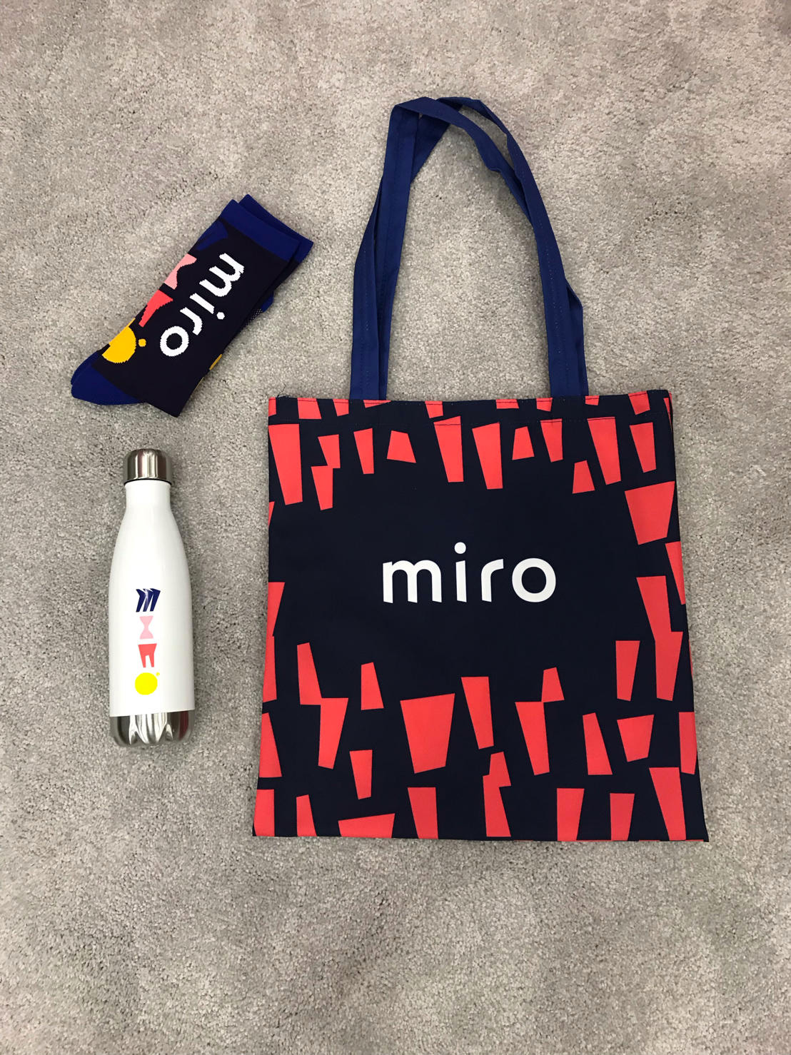 New Logo and Identity for Miro by Vruchtvlees