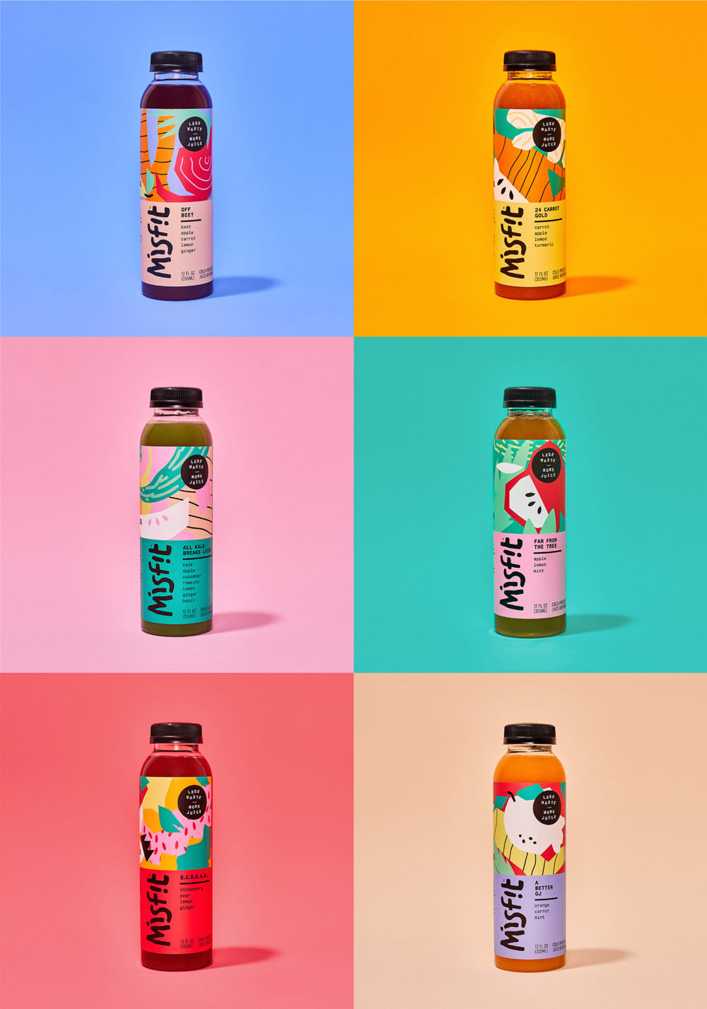 New Logo, Identity, and Packaging for Misfit by Gander