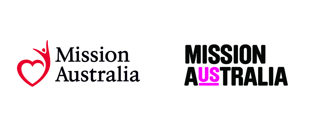 New Logo for Mission Australia