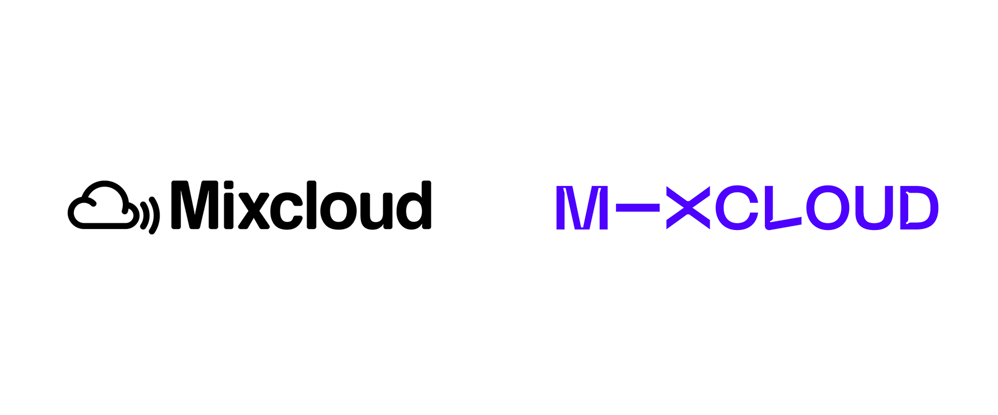 New Logo and Identity for Mixcloud by Output