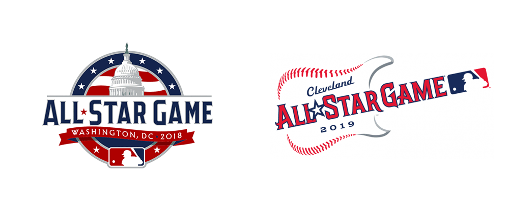 New Logo for 2019 MLB All-Star Game