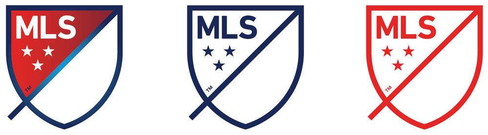 Brand New: New Logo for MLS by Athletics and Berliner Benson
