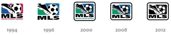 New Logo for MLS by Athletics and Berliner Benson