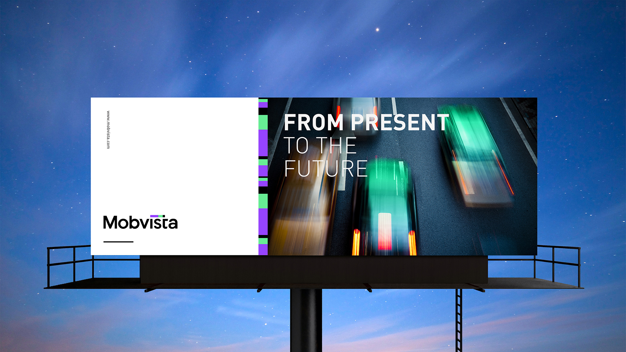 New Logo and Identity for Mobvista by Futurebrand