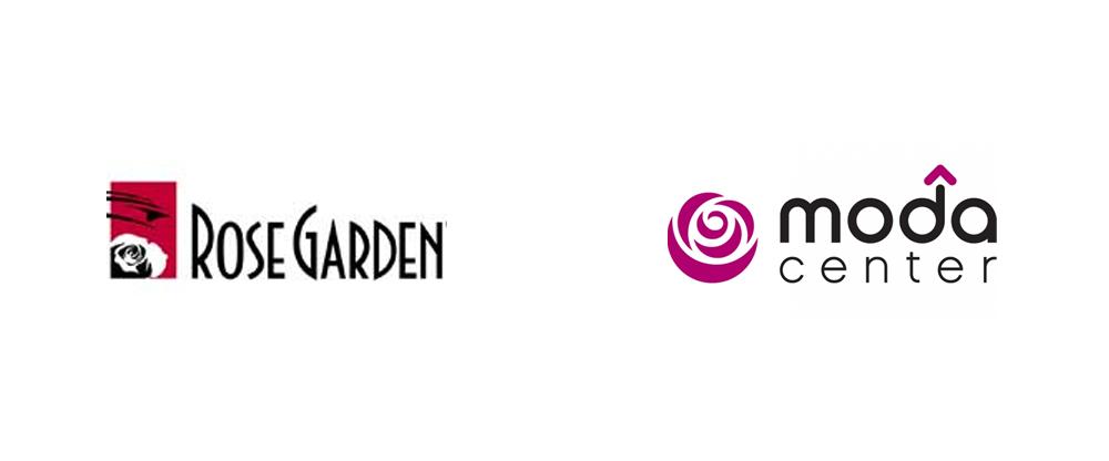 New Name and Logo for Moda Center by Ziba