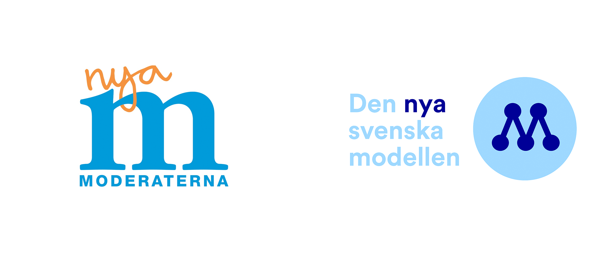 New Logo for Moderaterna