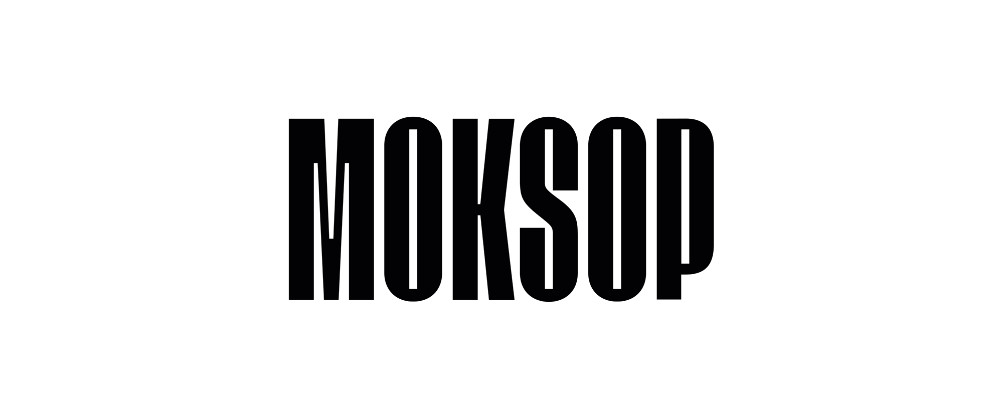 New Logo and Identity for MOKSOP by Molto Bureau