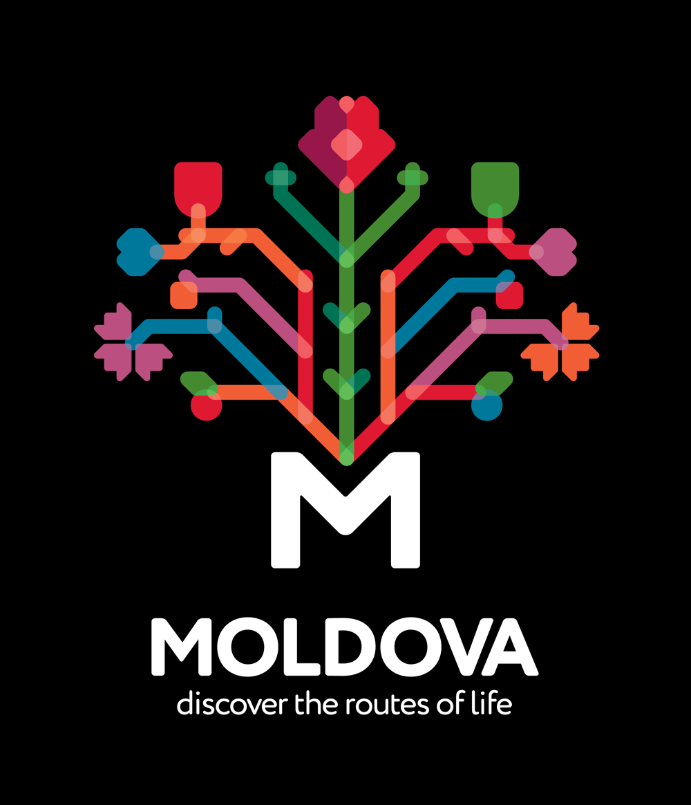 New Logo and Identity for Tourism Agency of Moldova by Publicis Moldova