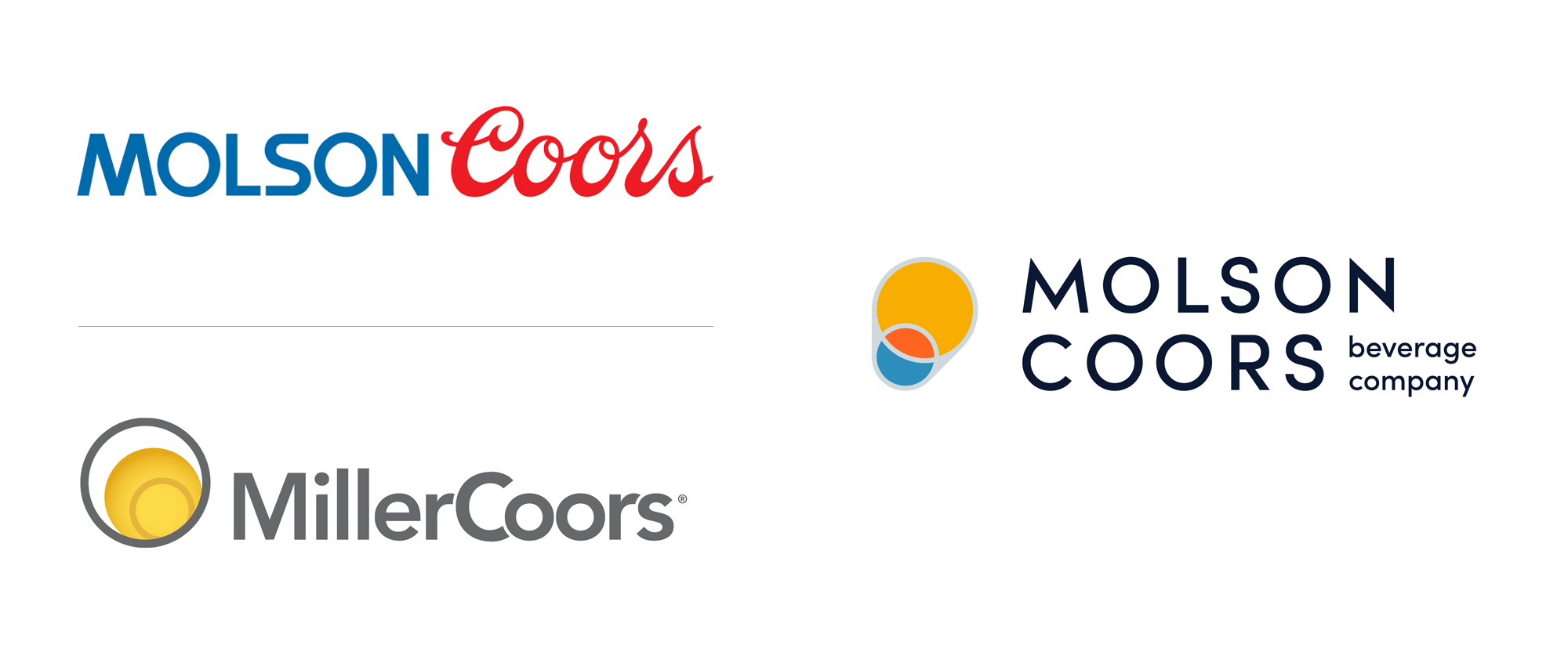New Logo for Molson Coors by Soulsight