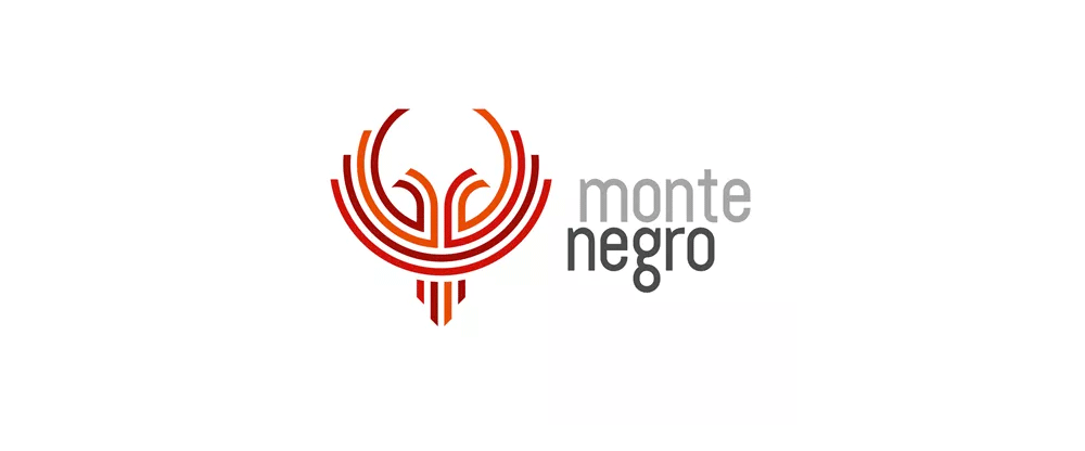 New Logo for Montenegro by Vladimir Kovac