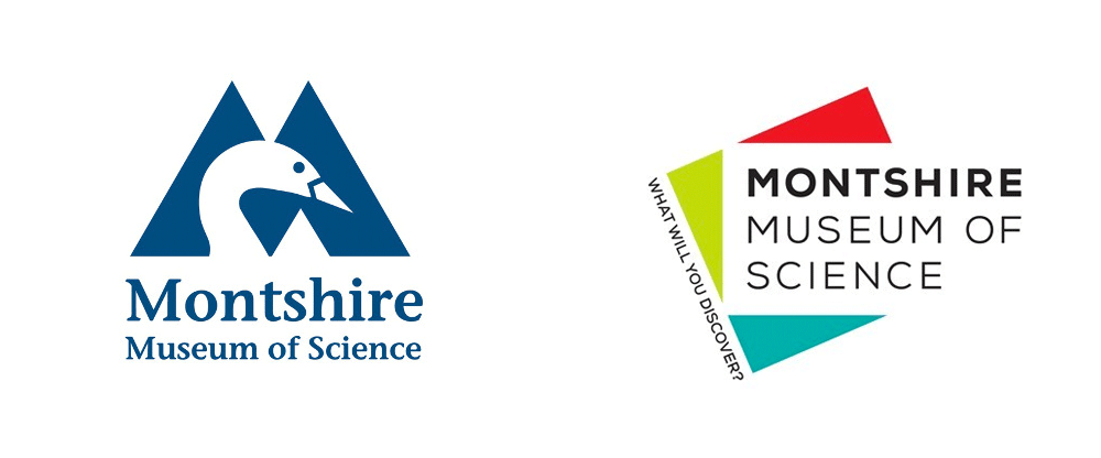 New Logo for Montshire Museum of Science by Place Creative