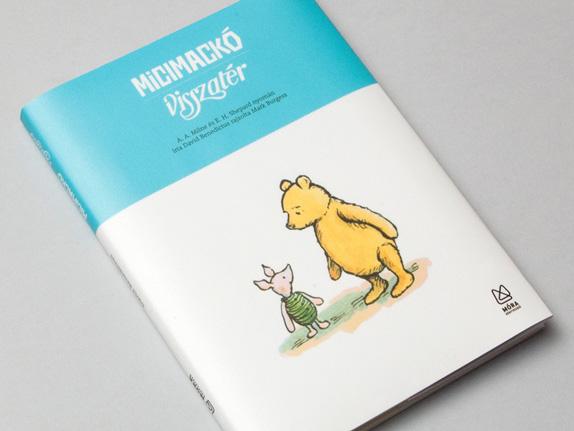 Móra Publishing Logo and Identity