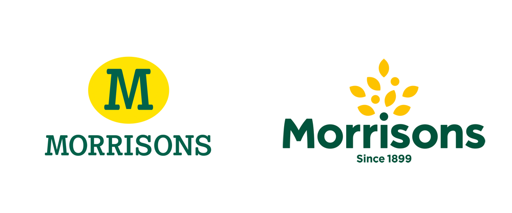 New Logo for Morrisons