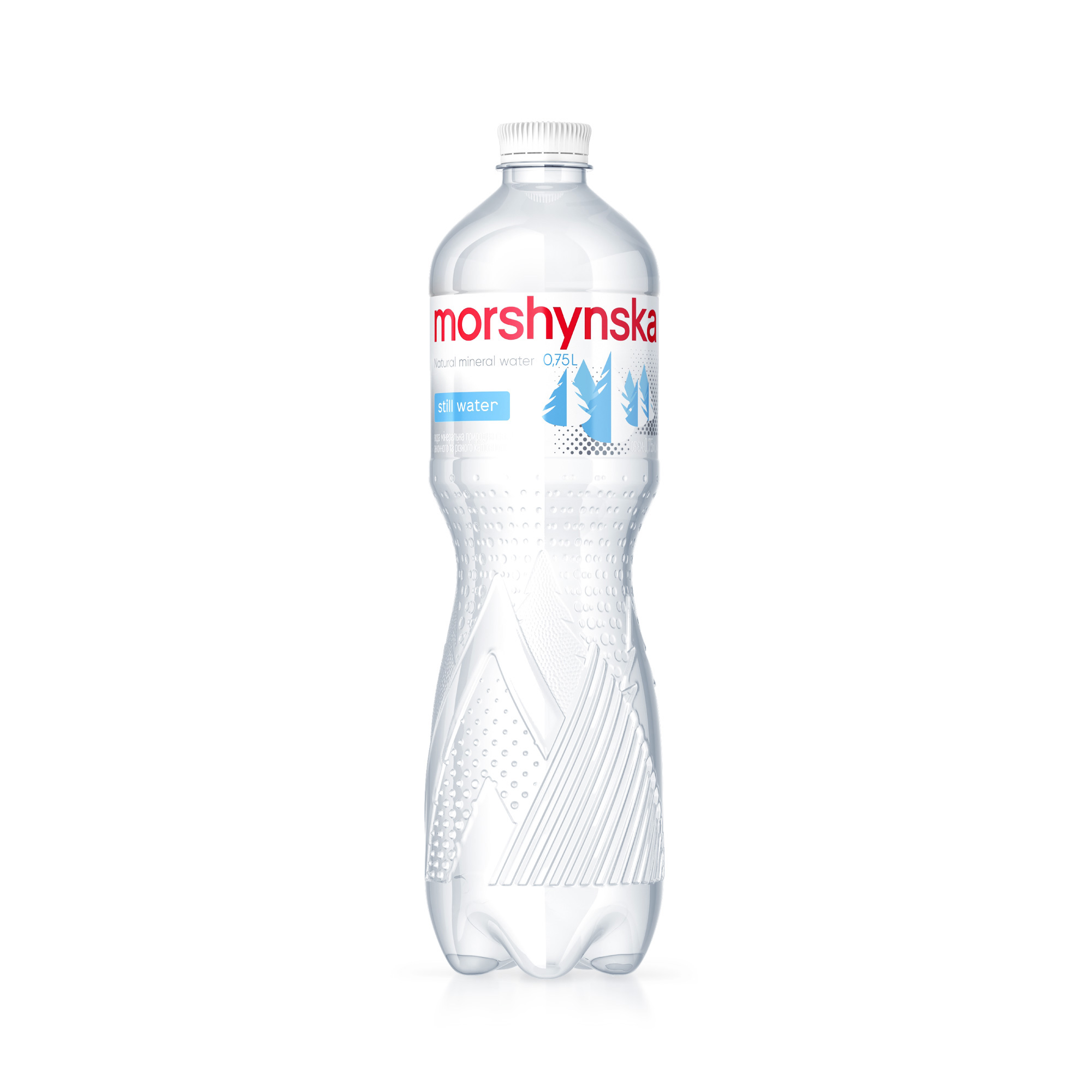 New Logo and Packaging for Morshynska by Reynolds and Reyner