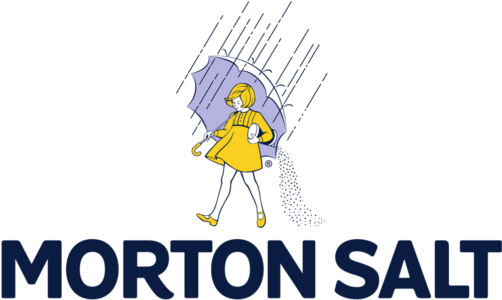New Logo for Morton Salt by Addison & Pause for Thought