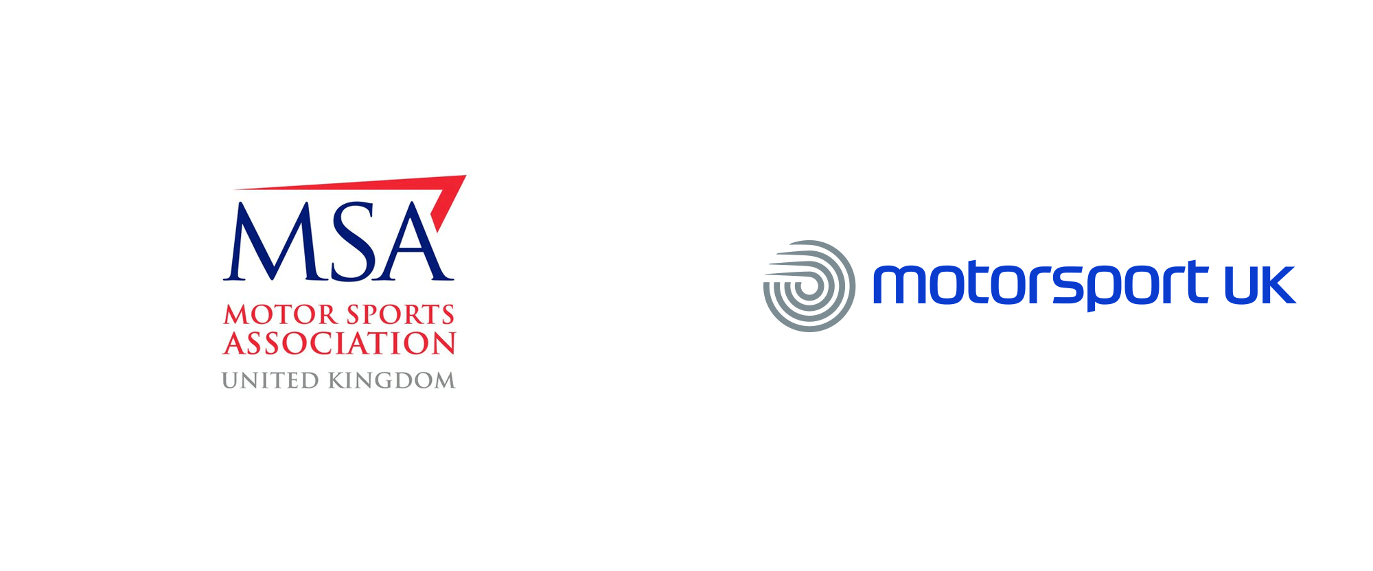 New Logo and Identity for Motorsport UK by rbl Brands