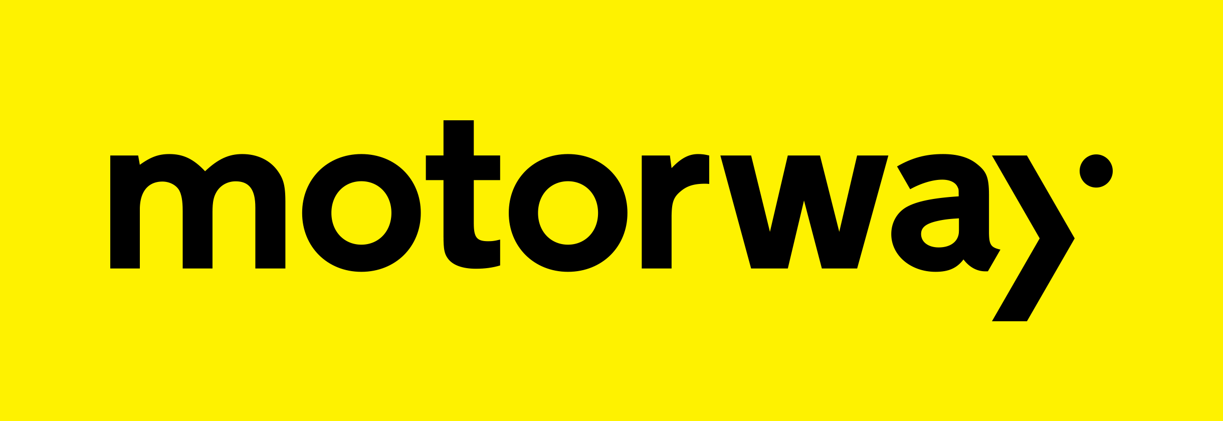 New Logo and Identity for Motorway by Koto
