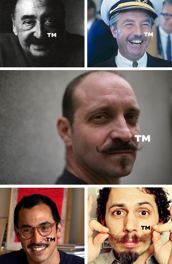 Team Brand Moustache