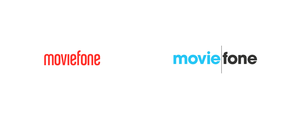 brand new new logo for moviefone