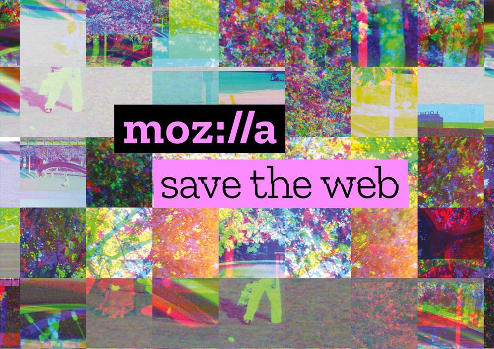 New Logo for Mozilla by johnson banks