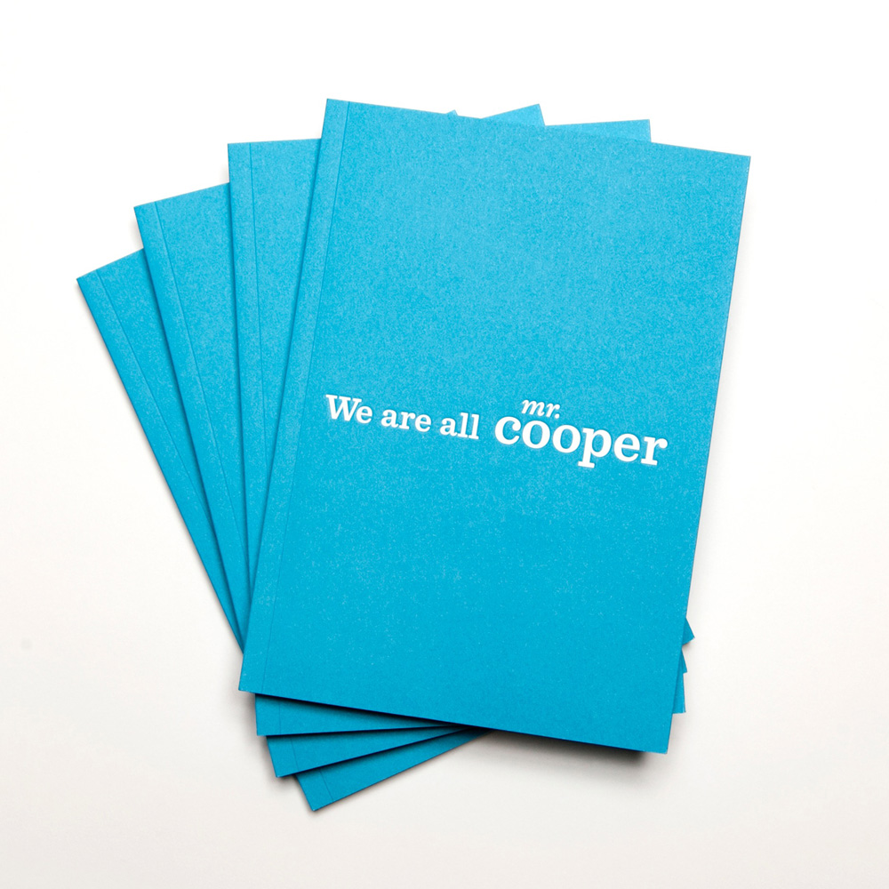 Follow-up: New Name, Logo, and Identity for Mr. Cooper by phenomenon