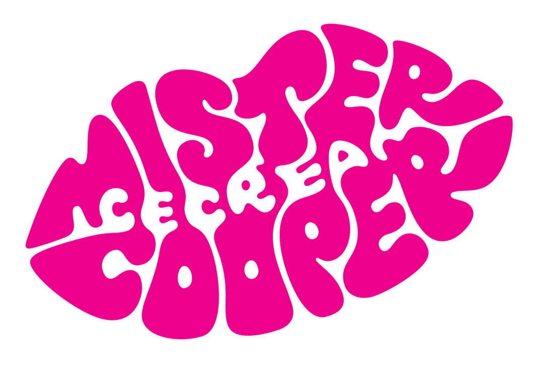New Logo for Mr Cooper by johnson banks