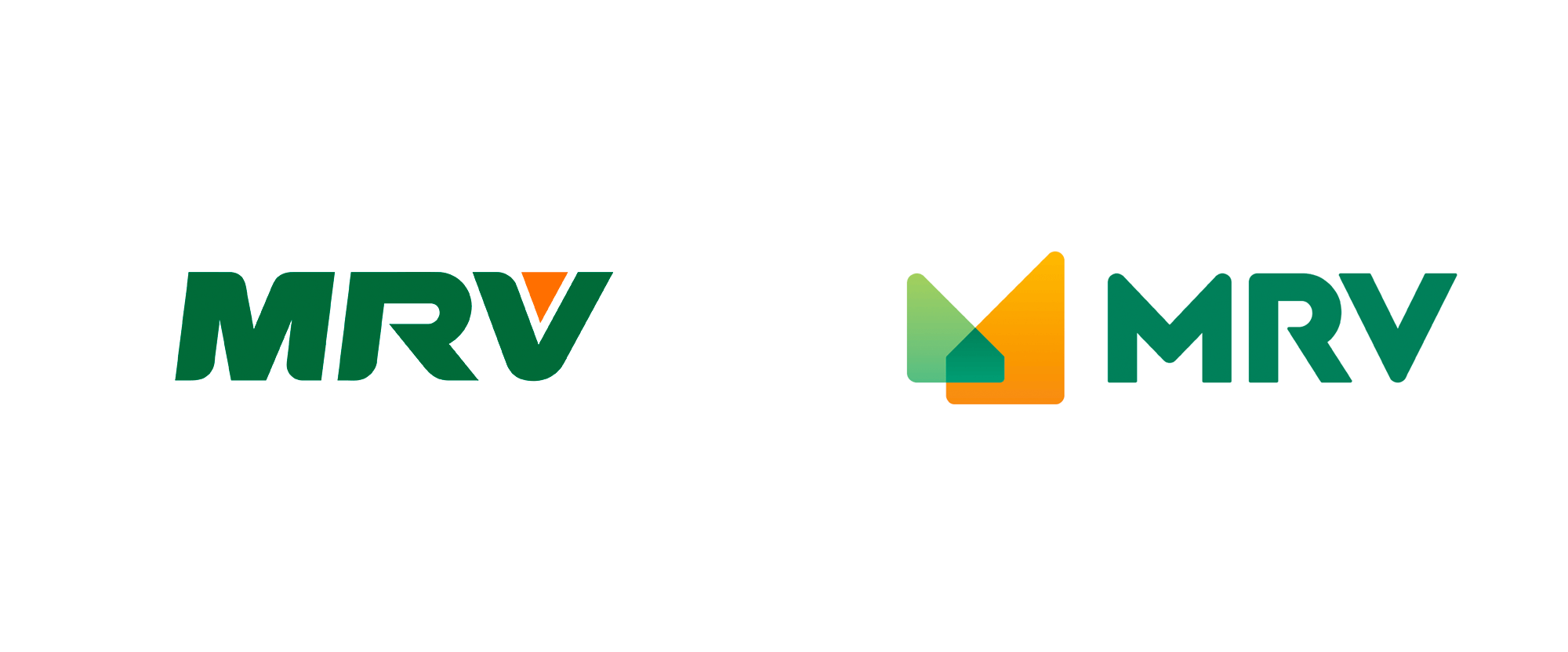 New Logo and Identity for MRV by Interbrand São Paulo