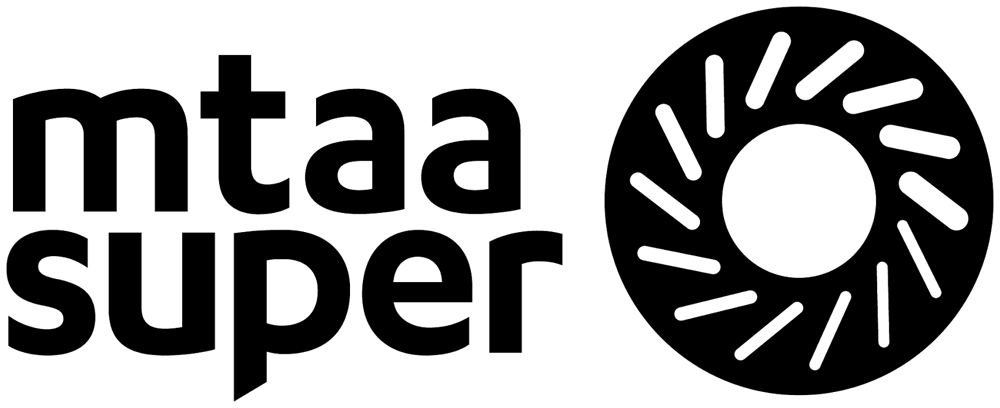 New Logo and Identity for MTAA Super by Hulsbosch