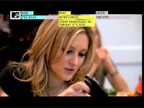 MTV International, Show Intro