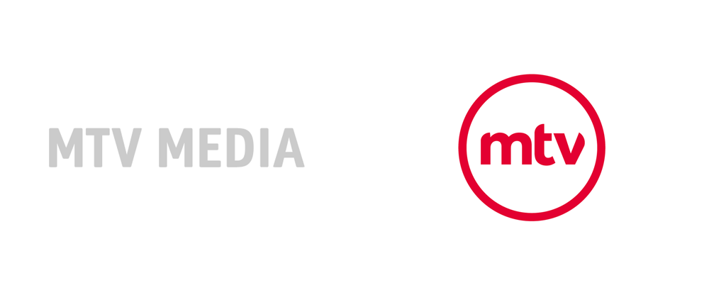 New Logo for MTV Media