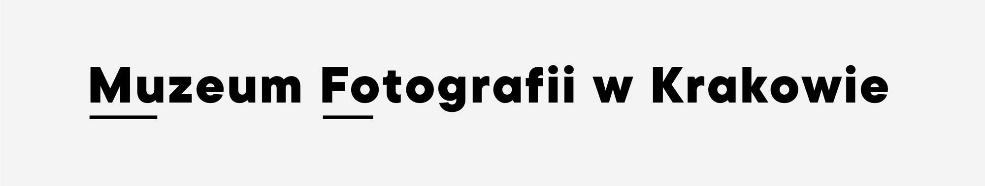 New Logo and Identity for MoFu by Podpunkt