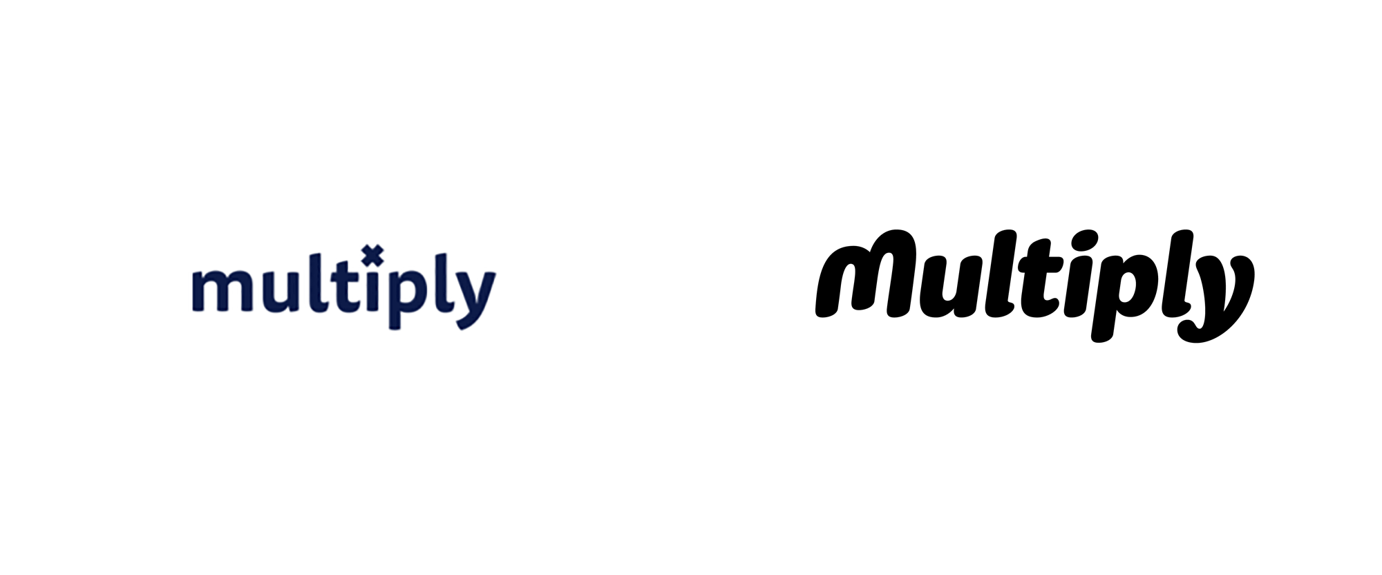 New Logo and Identity for Multiply by Ragged Edge