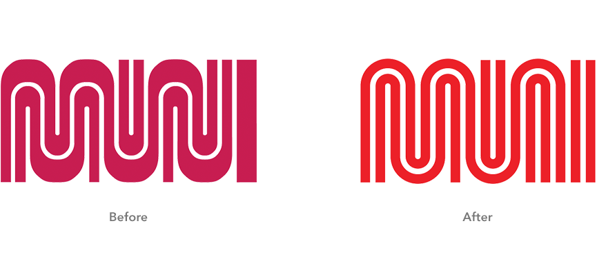 Redesigning Muni