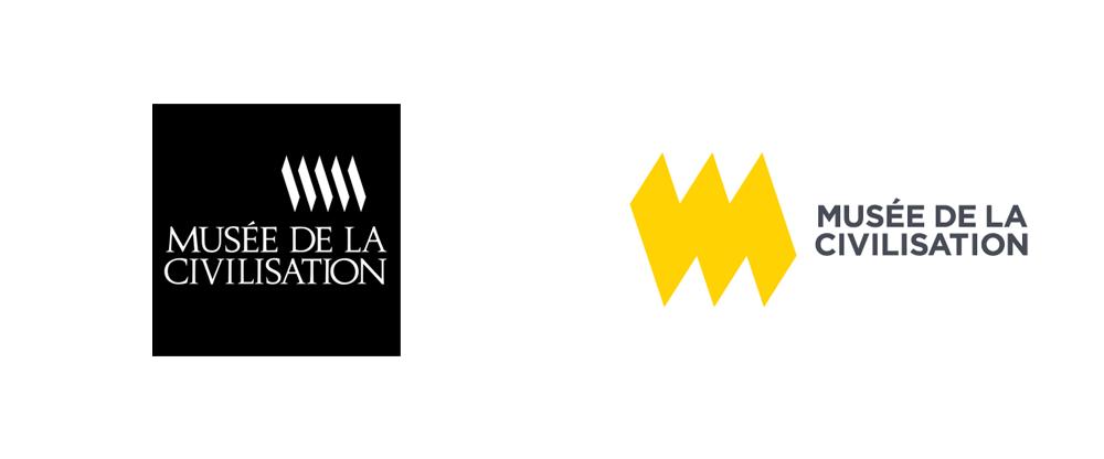 New Logo and Identity for Musée de la civilisation by lg2