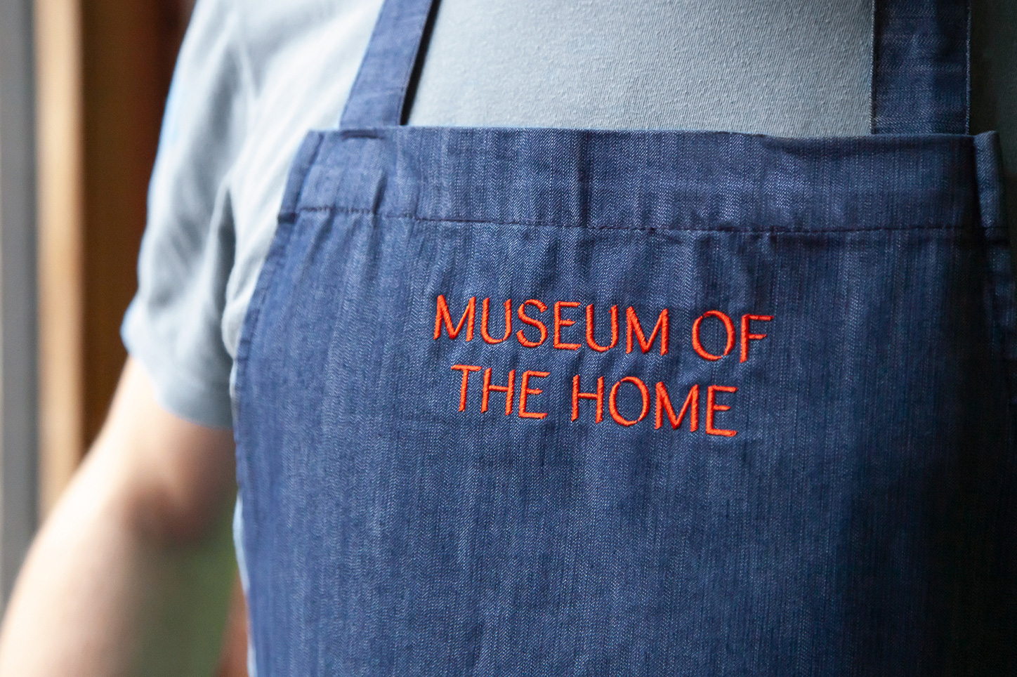 New Logo and Identity for Museum of the Home by dn&co.